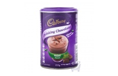 Drinking Chocolate With Mint by Cadbury 225g