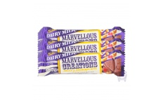 Marvellous Creations Jelly & Crunchie Bits Chocolate Bar  – Cadbury 50g