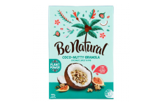 Coco-Nutty Granola Cereal (Coconut, Spelt & Fig)- Be Natural- 450g