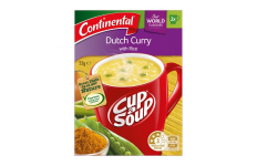 Cup A Soup Dutch Curry With Rice - Continental- 55g/ 2 Packs