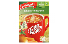 Cup A Soup Italian Minestrone- Continental- 75g/ 2 Serves