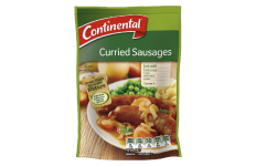 Curried Sausages Recipe Base- Continental- 35g