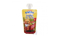 Baby Breakfast On The Go 6 Mths + Apple by Farex, 120g