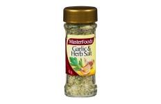 Garlic and Herb Salt by MasterFoods 62 g