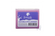 Lavender Goat Milk Soap –by The Goatsmilk Company 100g
