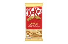 Nestle Kit Kat Gold White Caramel Chocolate 170g