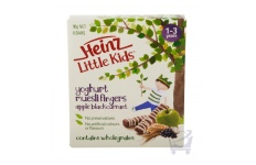 Yougurt Muesli Fingers Age 1-3 Yrs by Heinz 90g