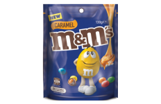 M&M's Caramel Chocolate Bag 130g