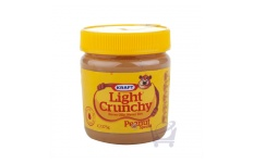 kraft light crunchy peanut butter
