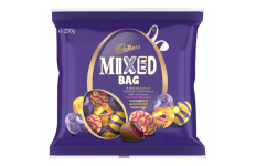 Cadbury Mini Eggs Mixed Chocolate  (230g)