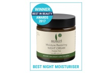 Moisture Restoring Night Cream- Sukin- 120ml Award Winner!