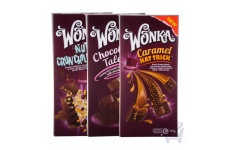 wonka chocolate bars