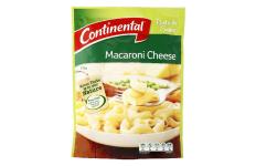 Pasta & Sauce Macaroni Cheese- Continental- 110g