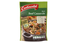 Rich Beef Casserole Recipe Base- Continental- 50g