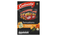 Sensations Cup A Soup Pumpkin With Sour Cream- Continental- 100g/ 4 Pack