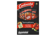 Sensations Cup A Soup Vine-Ripened Tomato Mascarpone & Basil- Continental- 96g/ 4 Pack