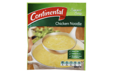 Simmer Soup Chicken Noodle- Continental- 45g