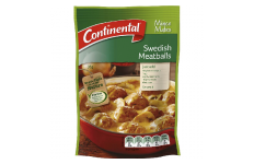 Swedish Meatballs Recipe Base- Continental- 35g