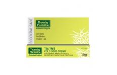 Tea Tree Cold Sore Cream (organic) by Thursday Plantation 10g