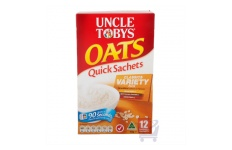 Uncle Tobys Quick Classic Variety Packs  by Uncle Tobys 420g