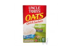 Uncle Tobys Oaks Quick Fruit Variety Pack  by Uncle Tobys,  420g