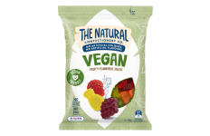 Vegan Fruity Flavoured Jellies 200g